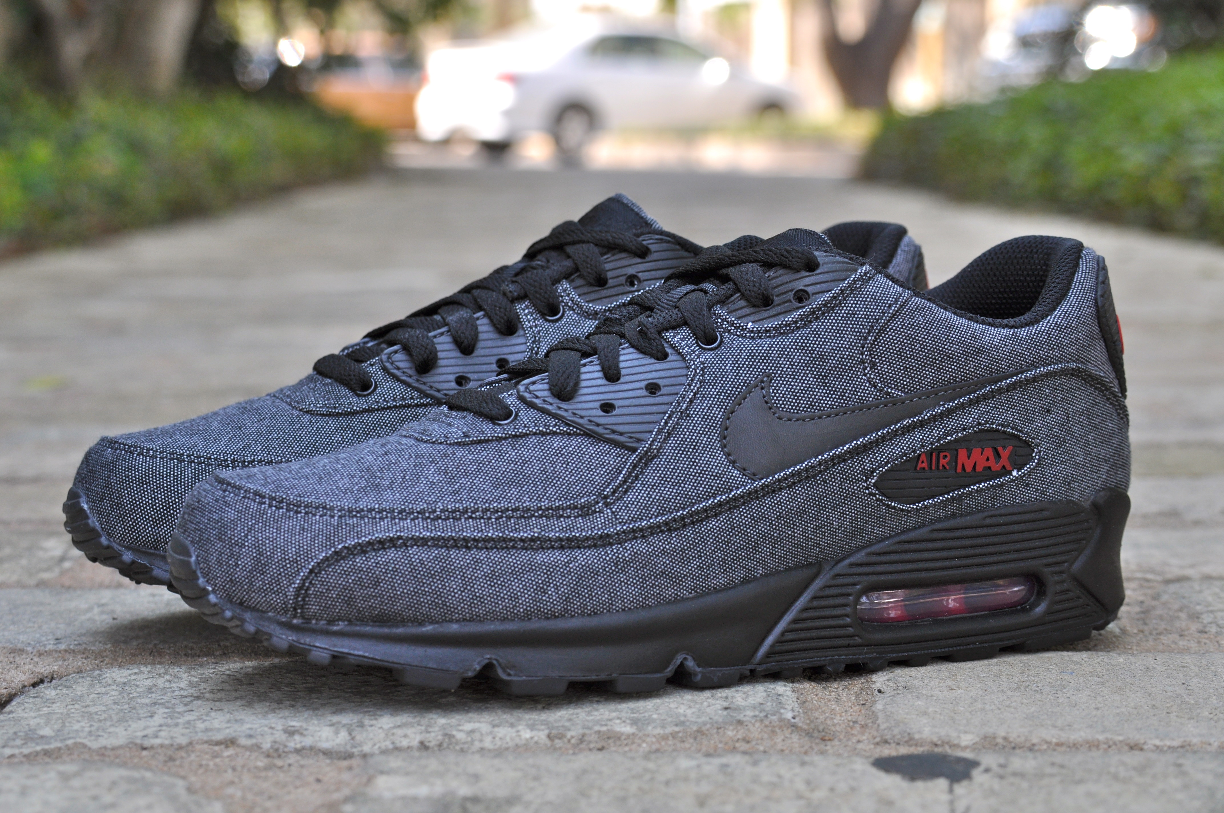 brand new 0158d 8e664 ... reduced nike air max 90 classic denim 2d700 1bc51 ...
