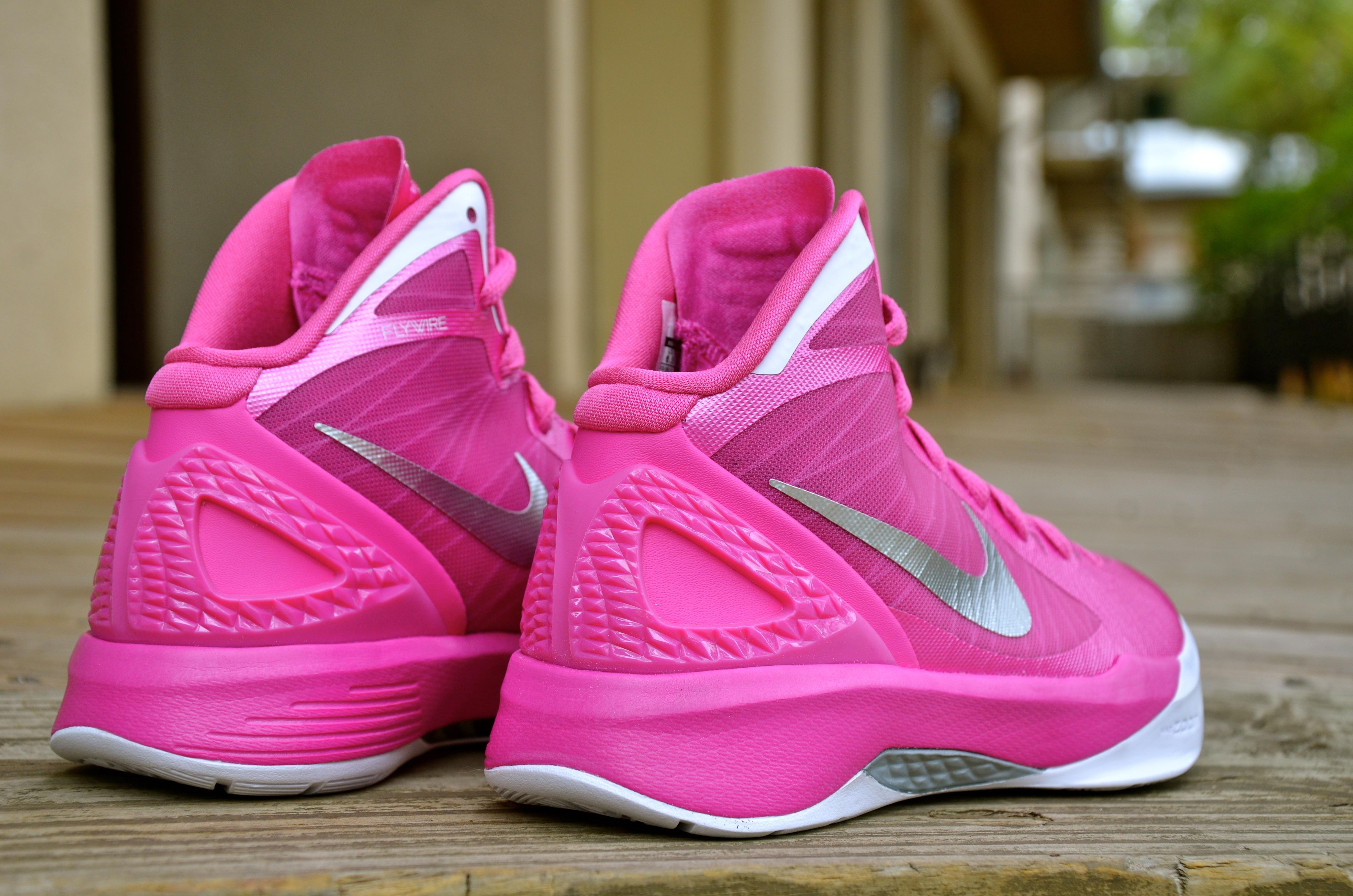 Pink Hyperdunk Women Nike Hyperdunk 2018 Low  f7e0e242ad