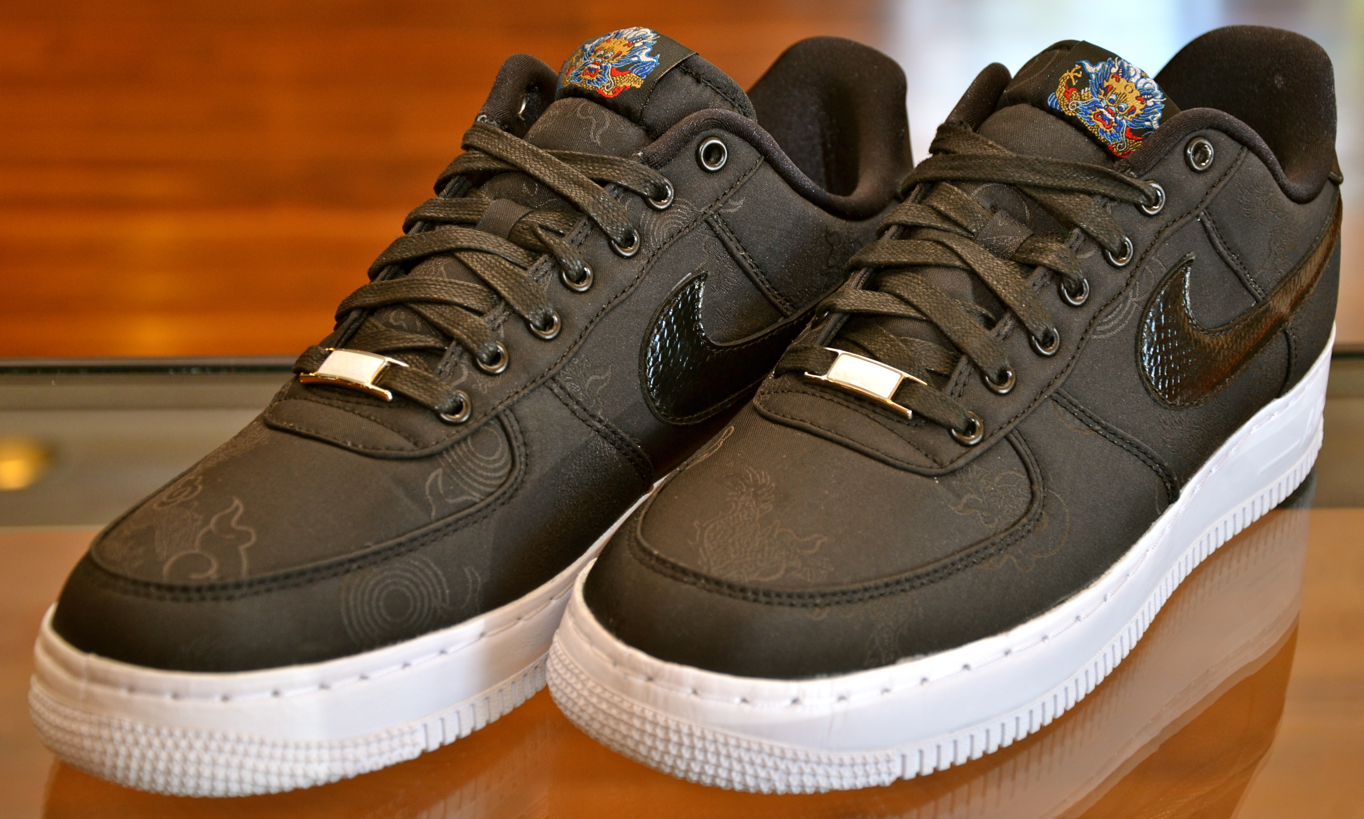 new concept 648be 16f5e Sole Sneaker Boutique  Nike Air Force 1 Year of The Dragon (516630 090)
